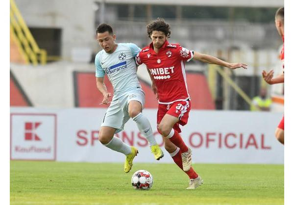 DINAMO - FCSB 0-3