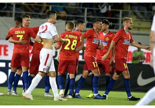 Dubla lui Tănase apropie turul 2 din Europa League!