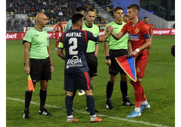 FC CHINDIA - FCSB 1-2