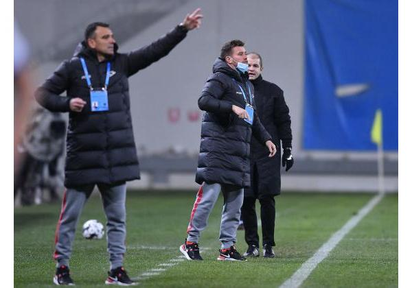 UNIVERSITATEA CRAIOVA - FCSB 0-2
