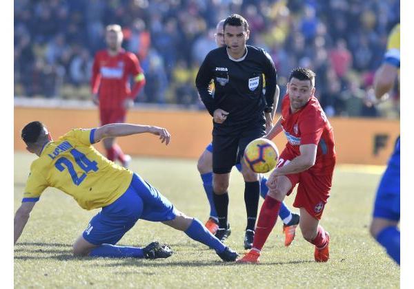 DUNĂREA CĂLĂRAȘI - FCSB 1-1