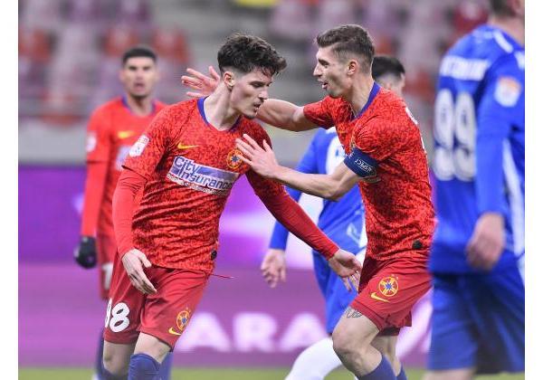 O nouă victorie pentru roș-albaștri!