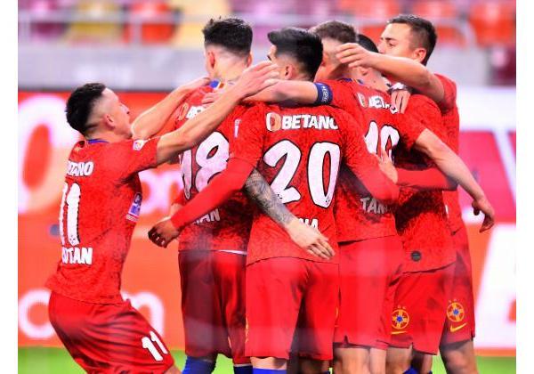 FCSB - FC BOTOȘANI 4-1