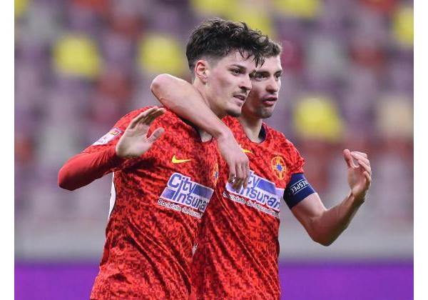 FCSB - FC VOLUNTARI 2-1