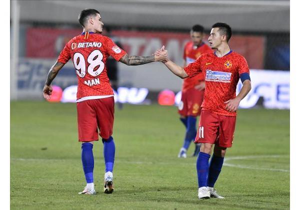 FCSB - FC ARGEȘ 3-0