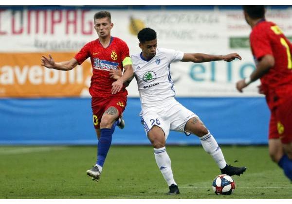 FK MLADA BOLESLAV-FCSB 0-1