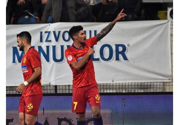 FC BOTOȘANI - FCSB 0-2