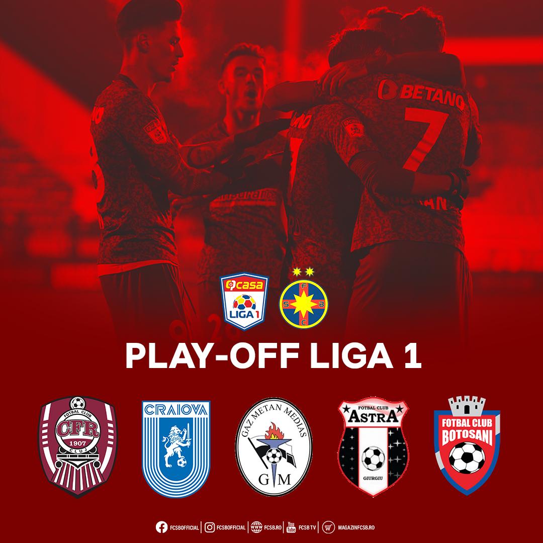 Play-off-ul începe la Botoșani!>