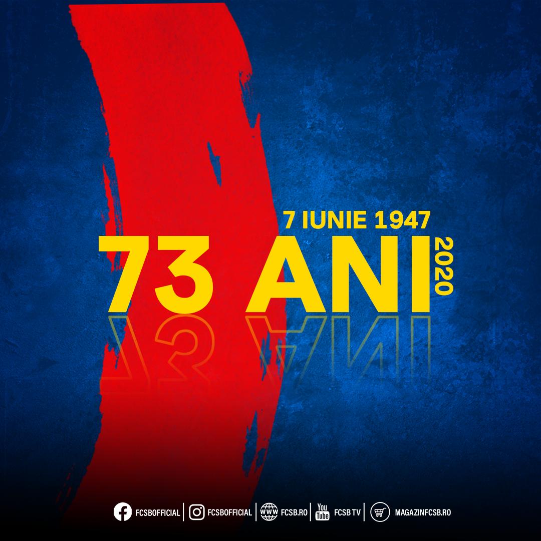 73 de ani de istorie!>