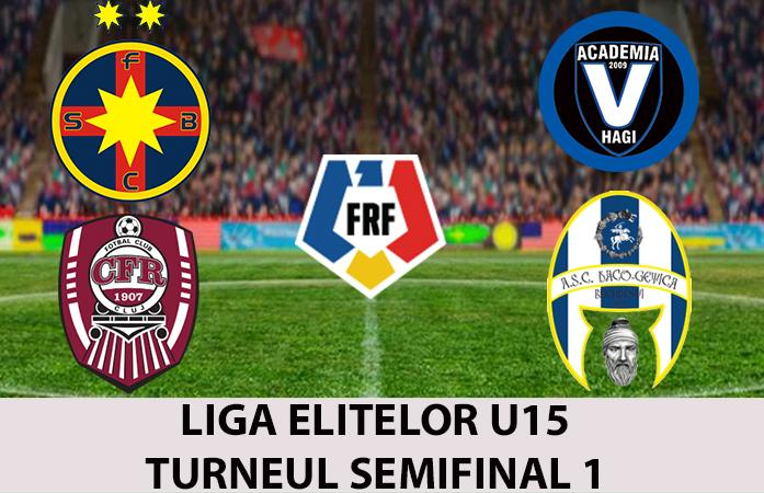 FCSB va organiza Turneul Semifinal 1!>