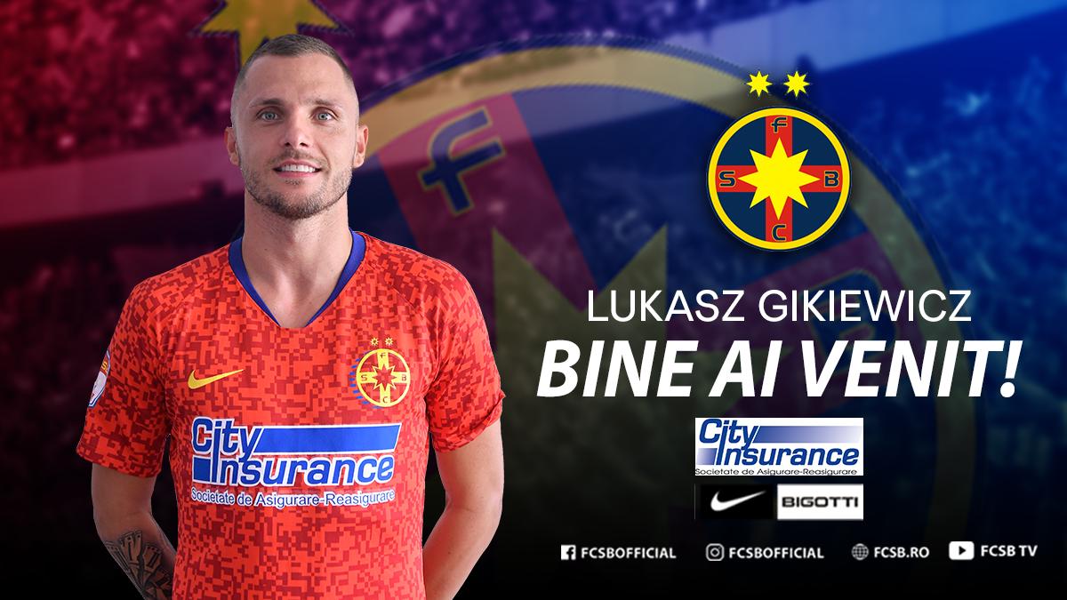 Bine ai venit, Lukasz Gikiewicz!>