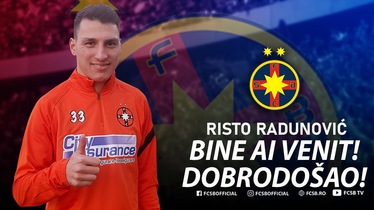 Bine ai venit, Risto Radunović!>