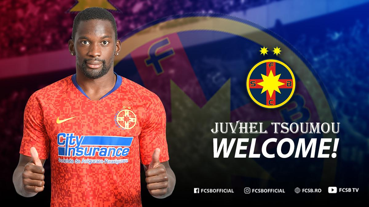 Welcome, Juvhel Tsoumou!>