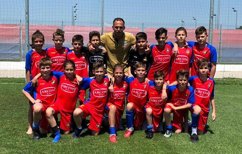 FCSB U11, în finala națională!>