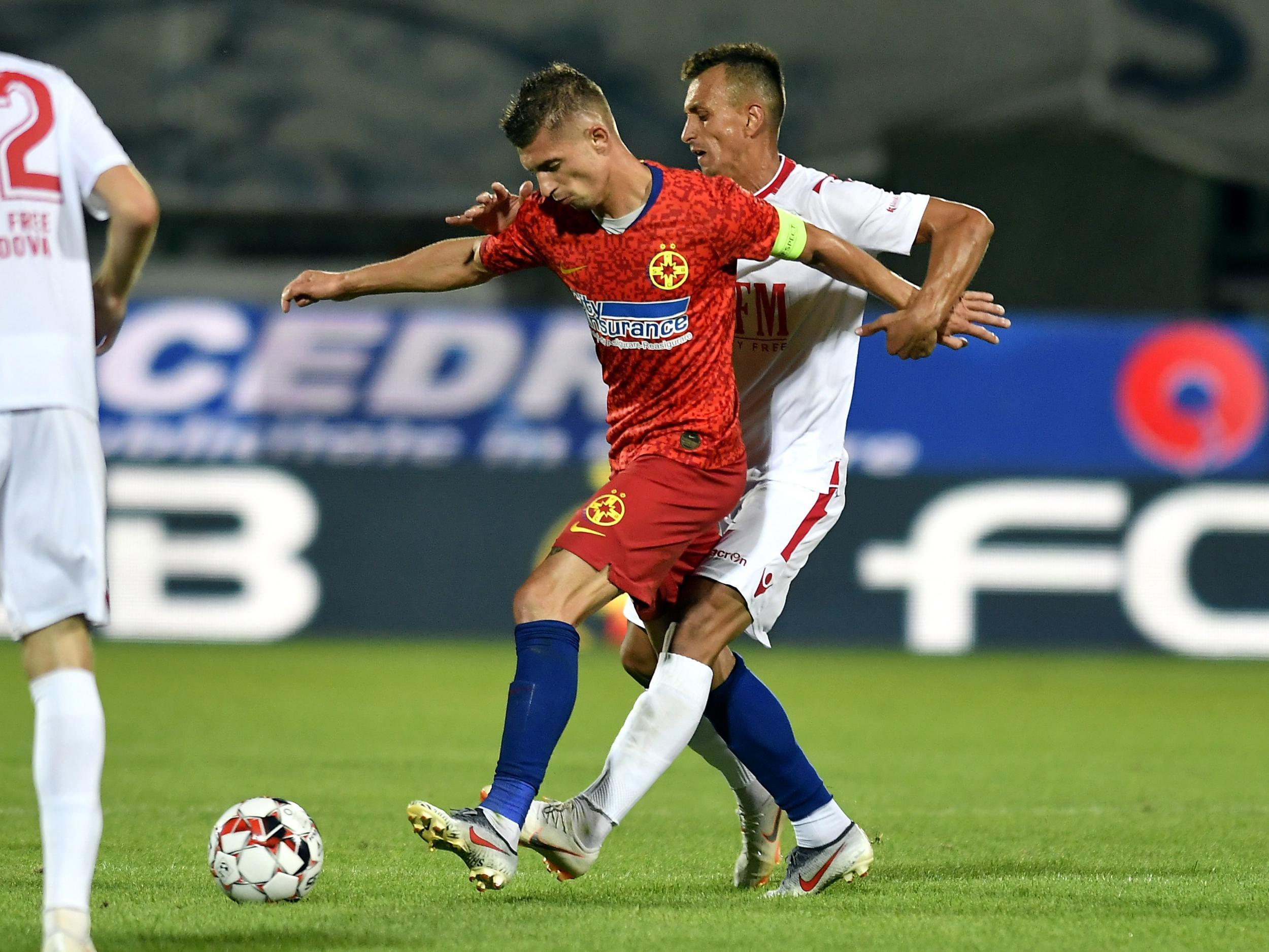 Dubla lui Tănase apropie turul 2 din Europa League!>