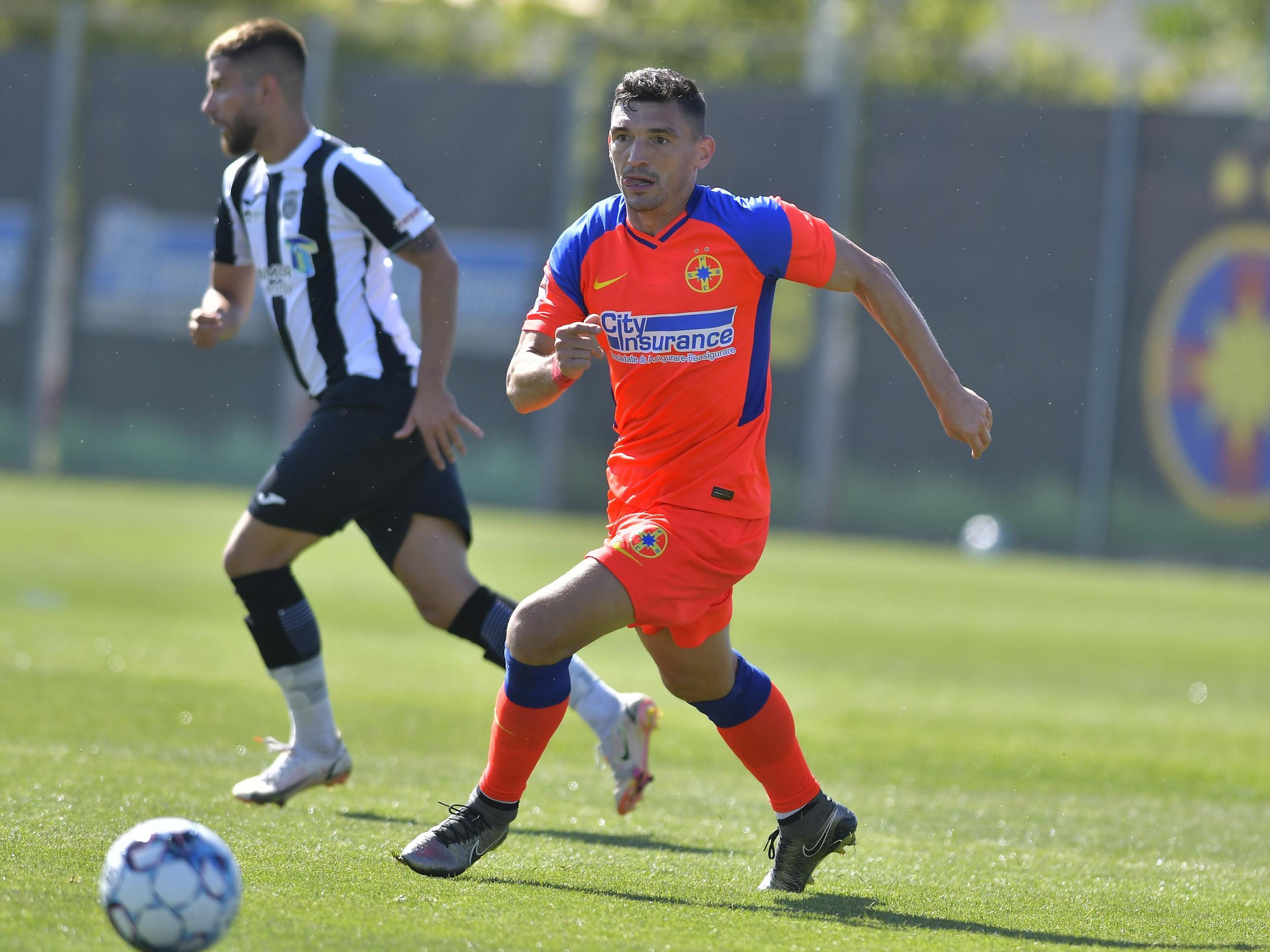 Gheorghe și Keșerü, goluri la debut!>