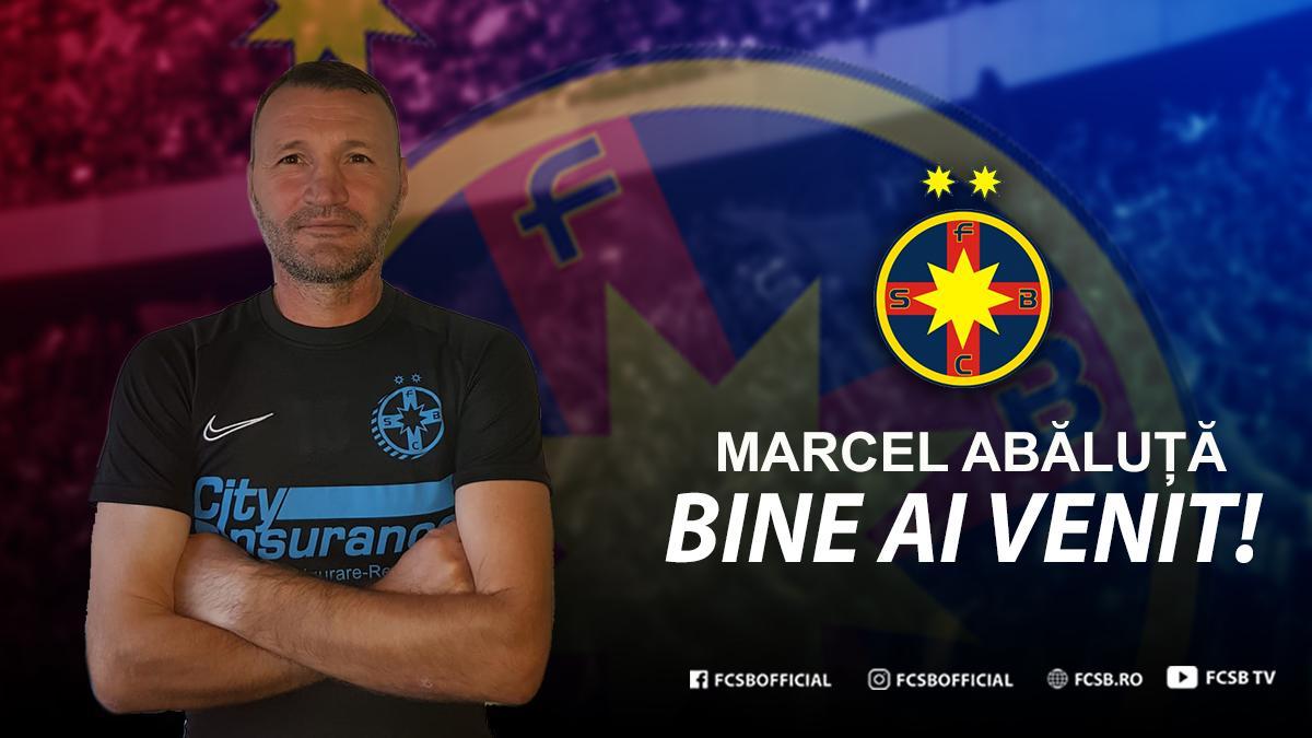 Bine ai venit, Marcel Abăluță!>