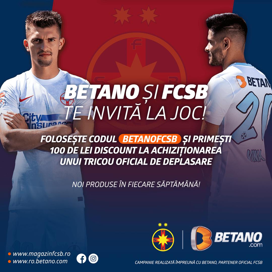 O nouă promoție Betano!>
