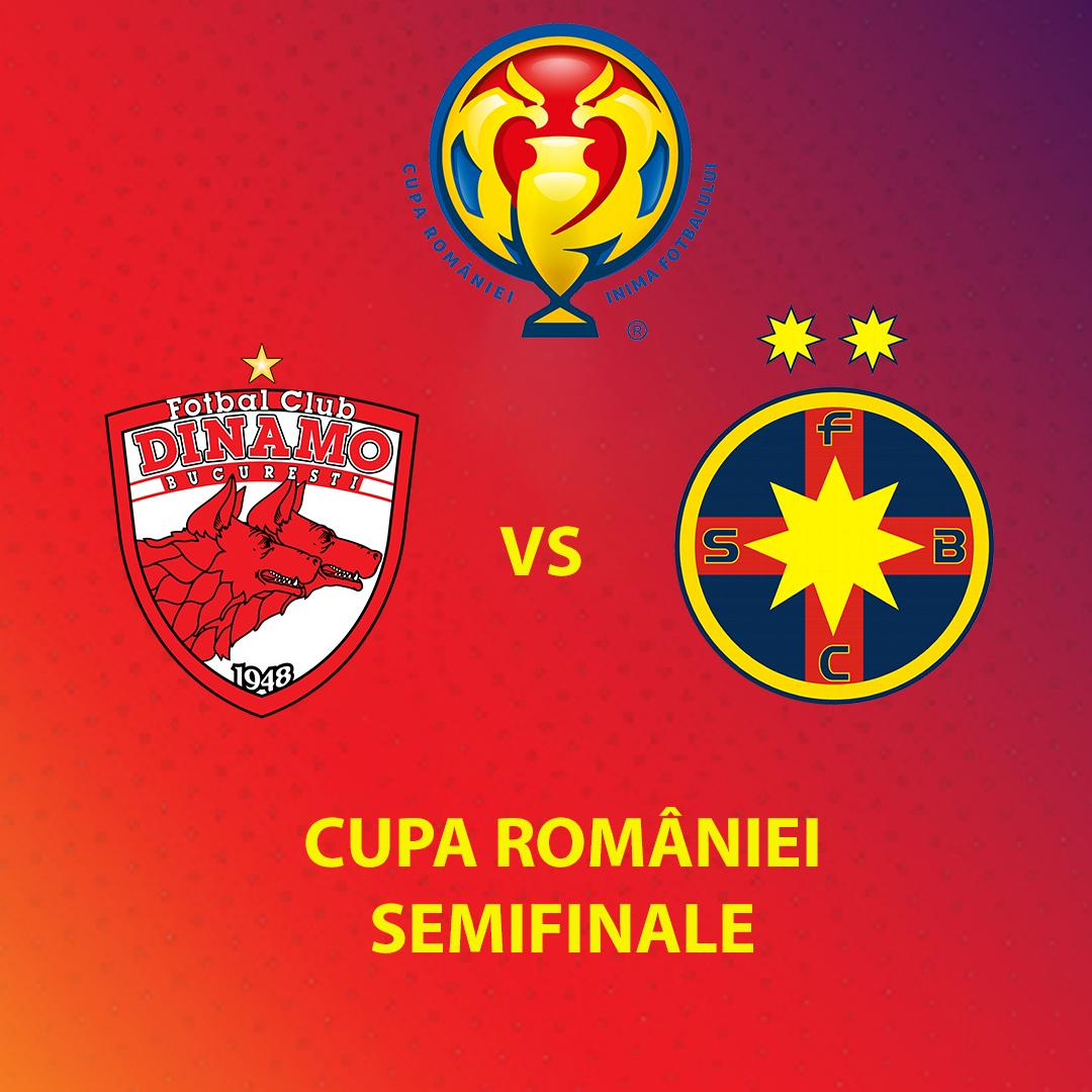 Derby în semifinale!>