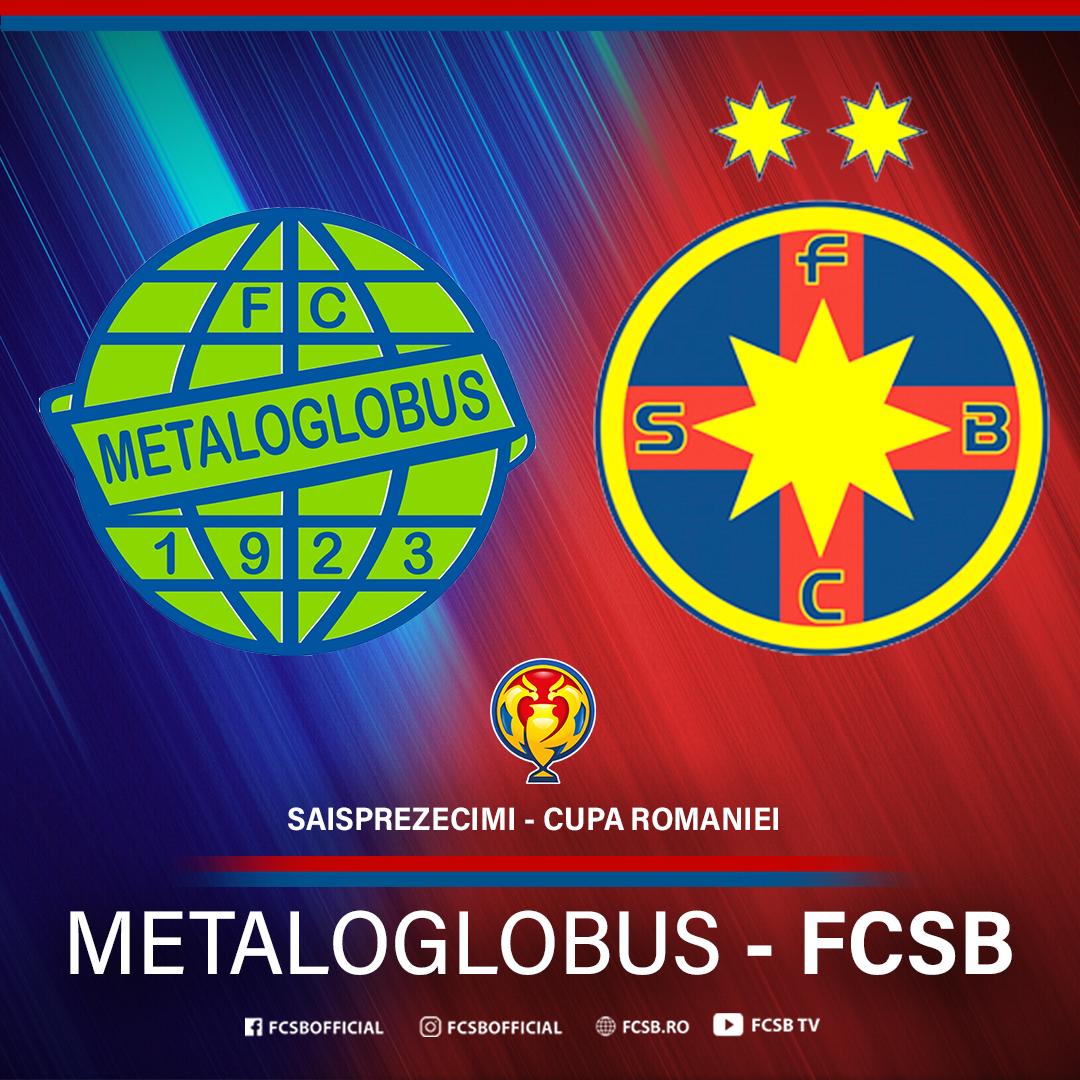 Drumul Cupei începe la Metaloglobus!>