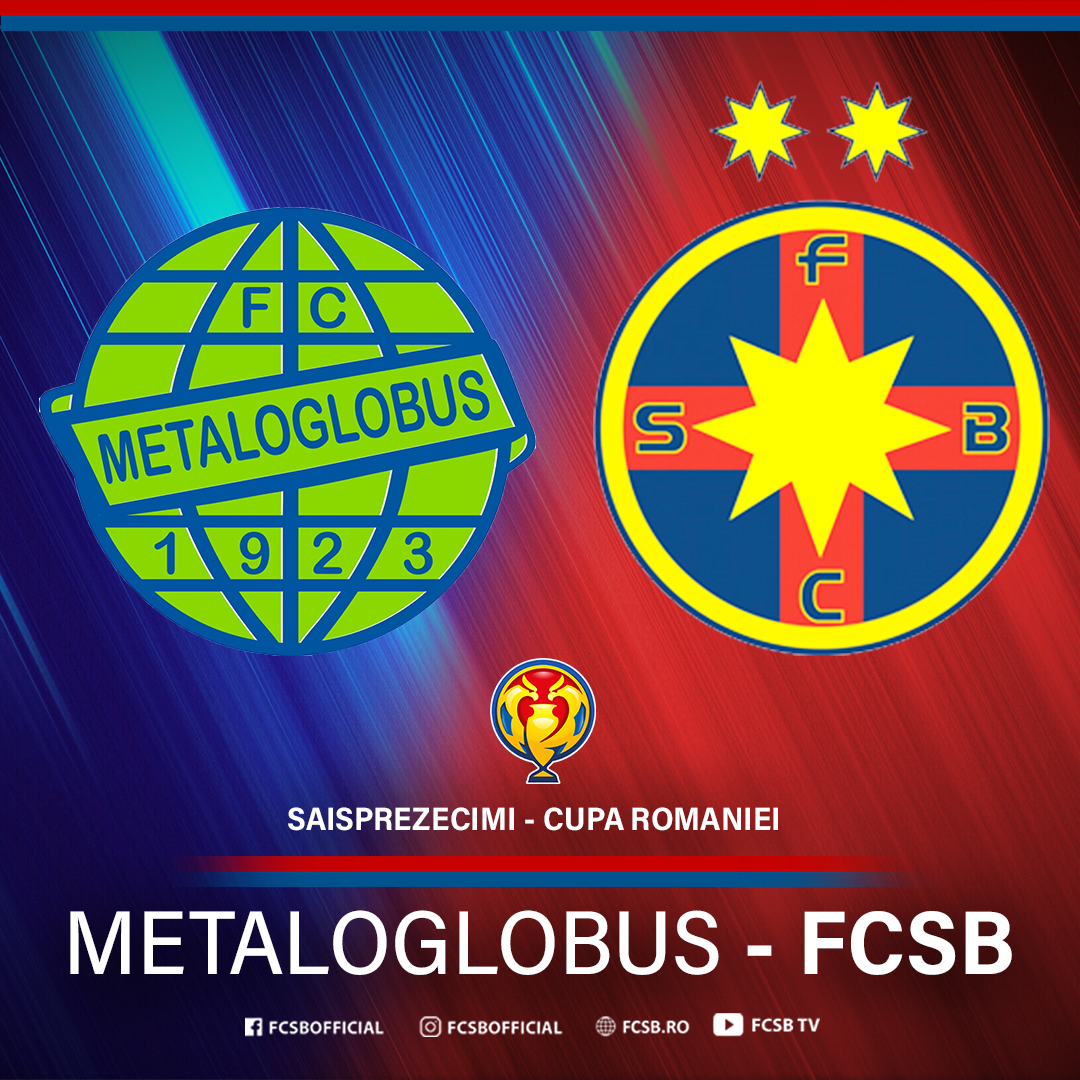 The Cup Road begins with Metaloglobus!>