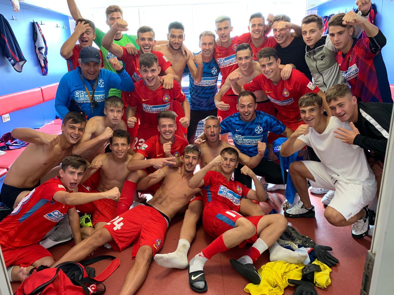 Victorie superbă în Derby!>