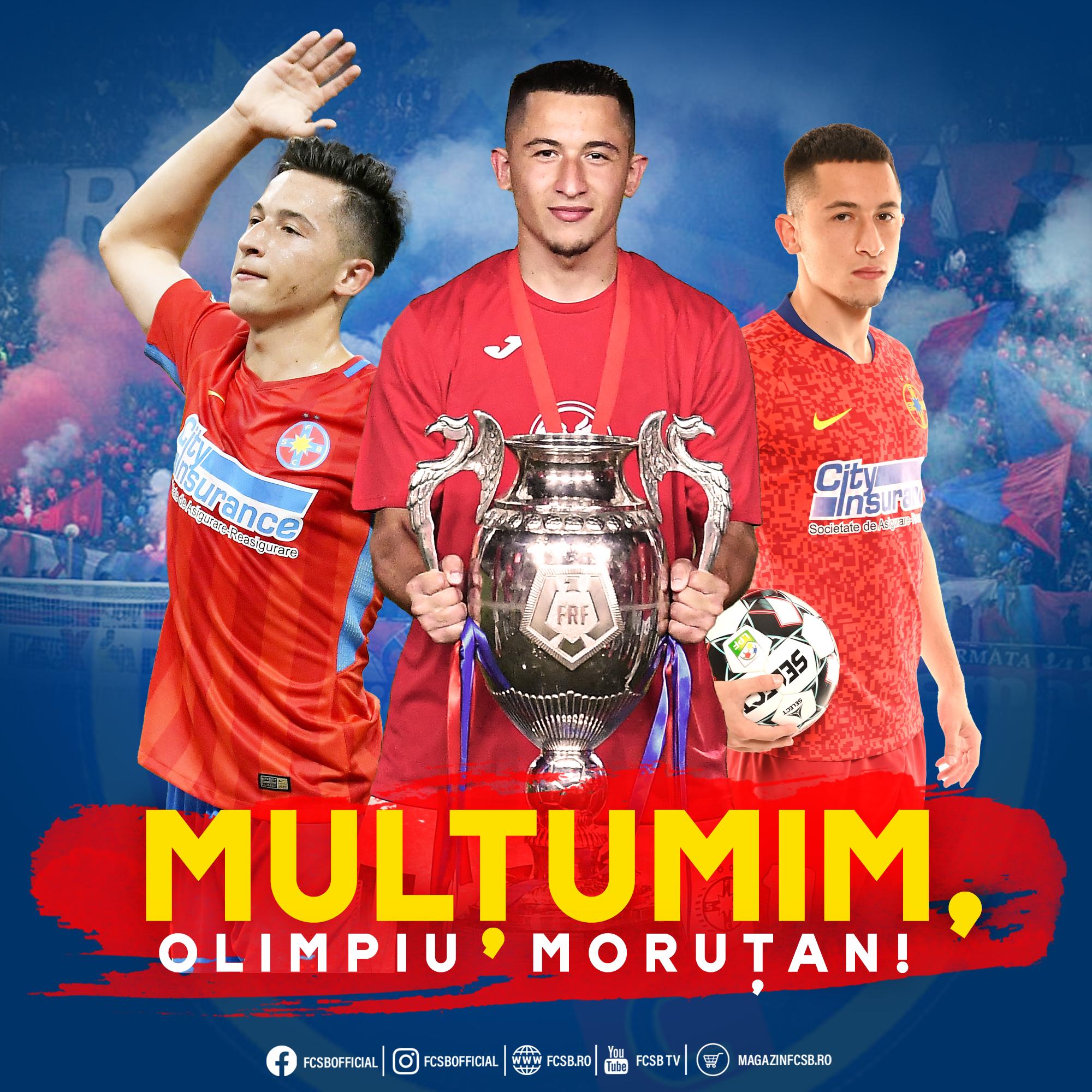 Olimpiu Moruțan, la Galatasaray!>