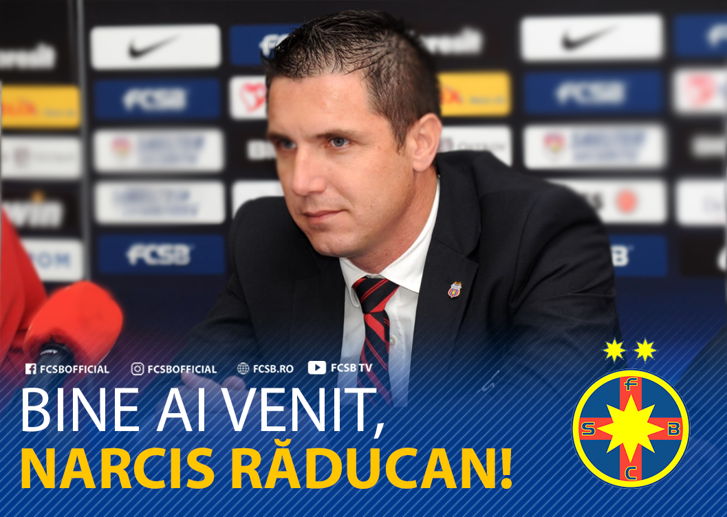 Welcome back, Narcis Răducan!>