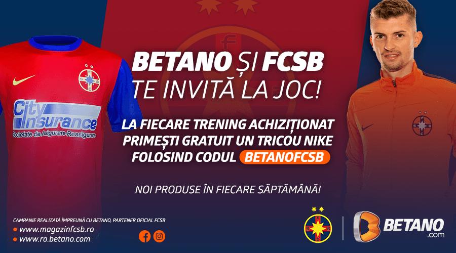 Promoție Betano în magazinul oficial!>