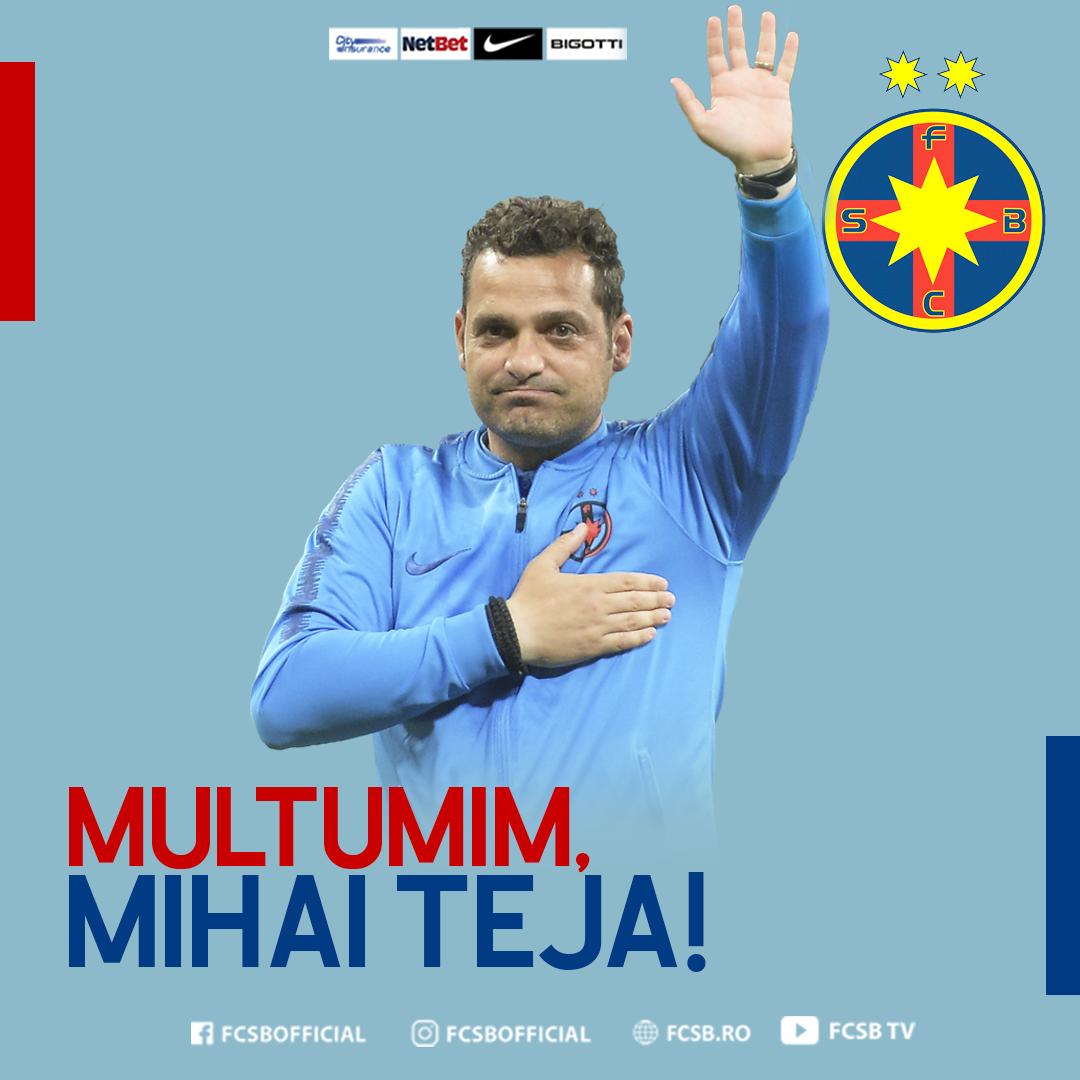 Mulțumim, Mihai Teja!>