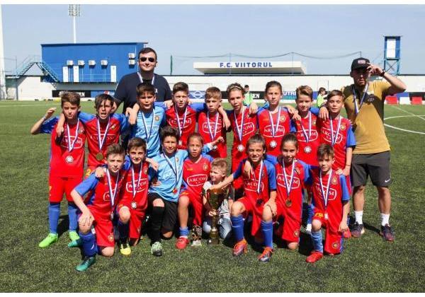 FCSB U11, câștigătoarea Dolphin Cup 2019!