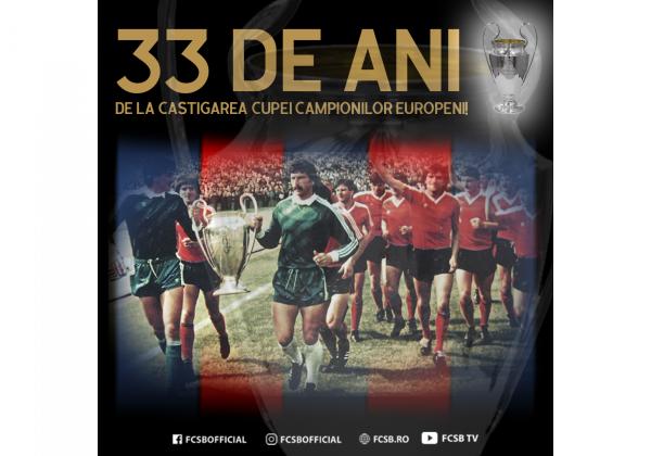 33 de ani de la minunea de la Sevilla!