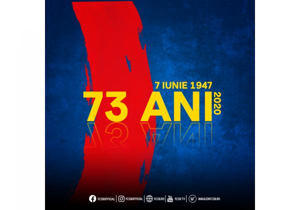 73 de ani de istorie!