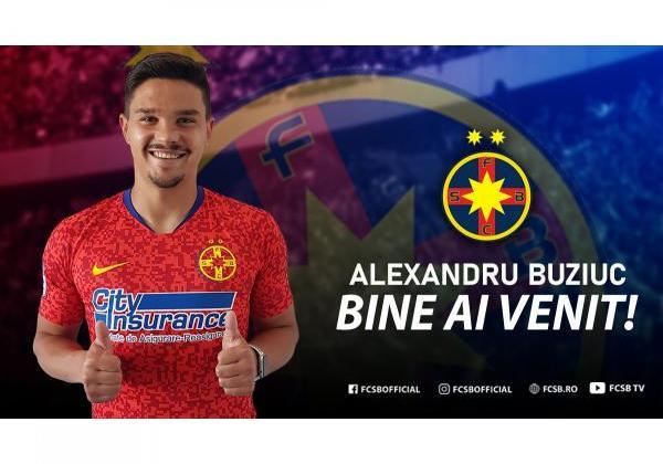 Bine ai venit, Alexandru Buziuc!