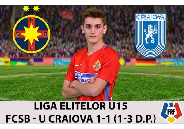 FCSB, eliminată dramatic de Craiova!