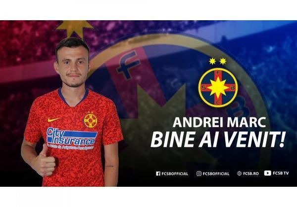 Bine ai venit, Andrei Marc!