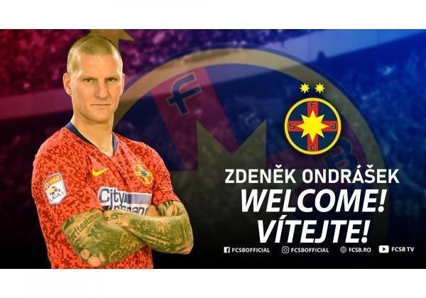 Welcome, Zdeněk Ondrášek! Vítejte!