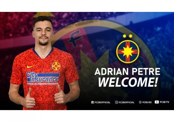 Welcome, Adrian Petre!