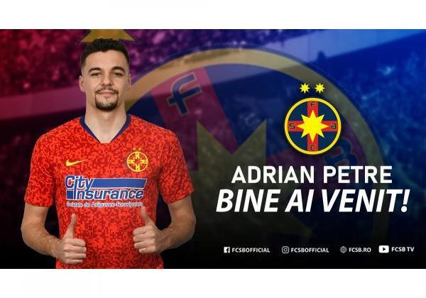 Bine ai venit, Adrian Petre!
