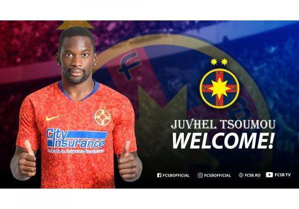 Welcome, Juvhel Tsoumou!