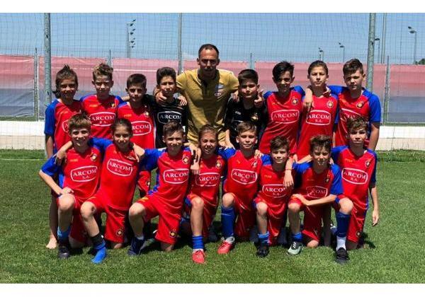 FCSB U11, în finala națională!