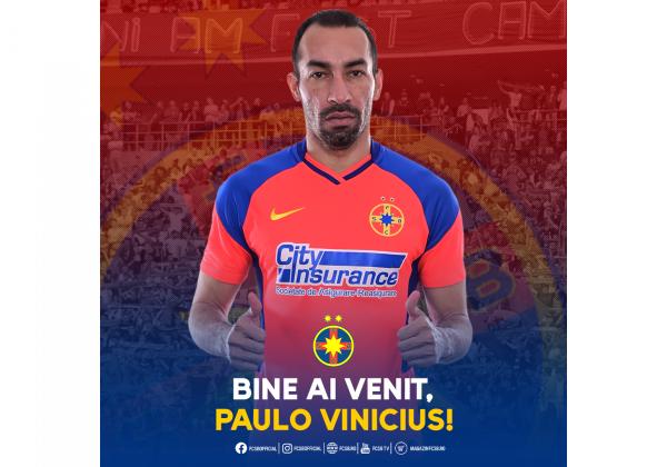 Bine ai venit, Paulo Vinicius!