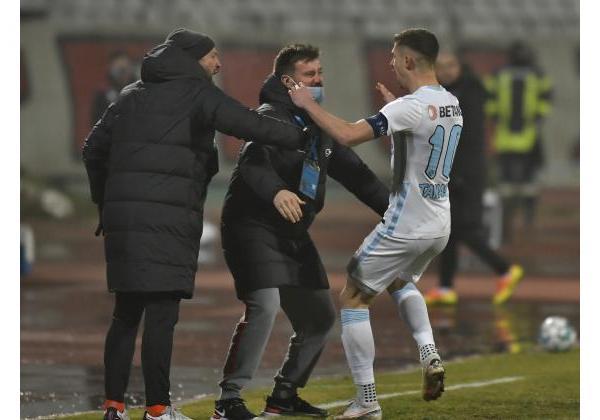 Căpitanul decide Derby-ul!