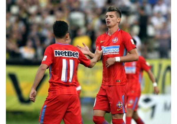 Atmosferă de meci mare la Brașov!