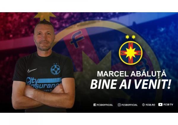 Bine ai venit, Marcel Abăluță!