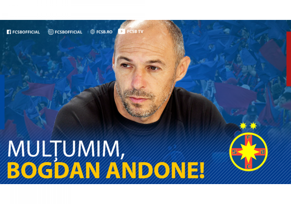 Thank you, Bogdan Andone!