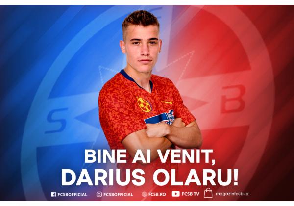 Bine ai venit, Darius Olaru!