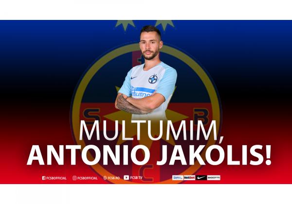 Mulțumim, Antonio Jakolis!