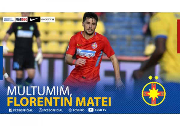 Mulțumim, Florentin Matei!