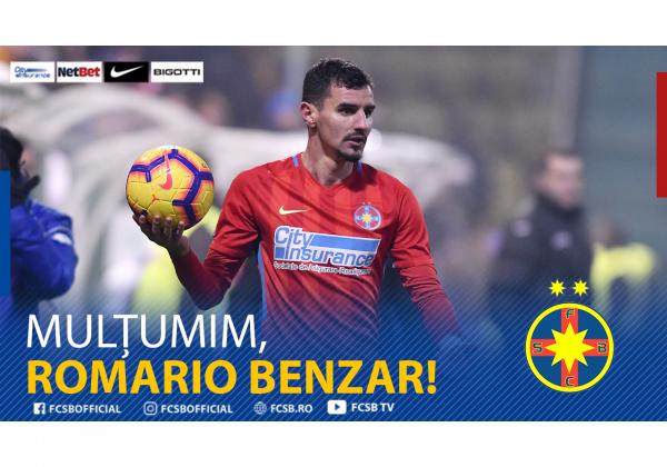 Mulțumim, Romario Benzar!